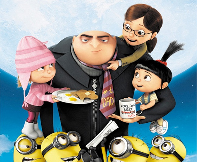 <center>Game Despicable Me</center>