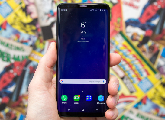 samsung s9 plus loan cam ung